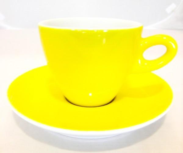 Walküre Cappuccinotasse gelb 180 ml