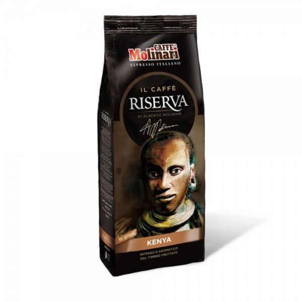 Caffe Molinari Kenya Riserva ganze Bohnen