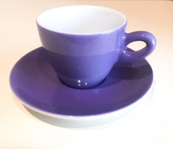 Walküre Cappuccinotasse violett 180 ml