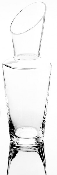 Deru Wasserkaraffe AQUA 0,7 L Flasche inkl. passender Becher 2 tlg.