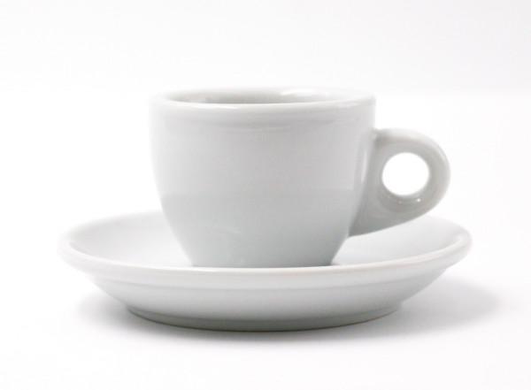 Nuova Point Espressotasse PORTOFINO weiß 56 ml