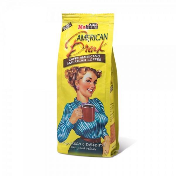 Caffe Molinari Americano Break gemahlen 250 g