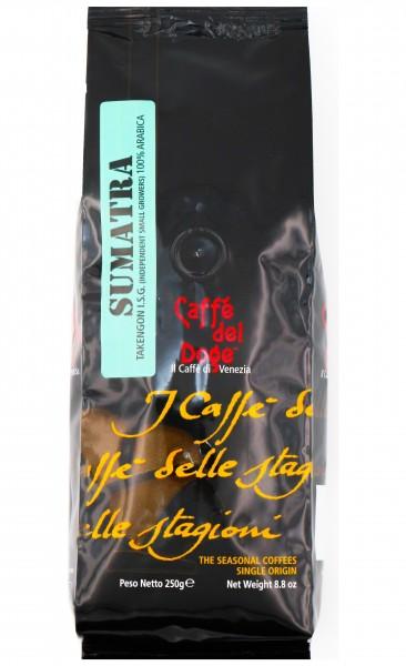 Caffè del Doge Sumatra Monoarabica ganze Bohnen
