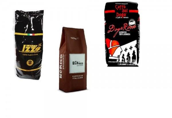 Kaffee und Espresso Bundle für den Arabica Liebhaber