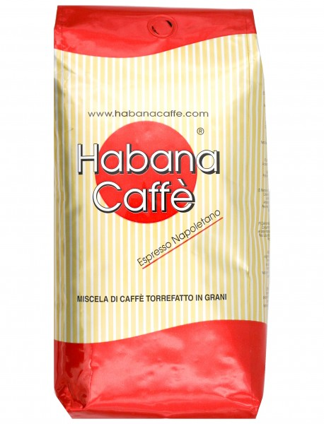 Espresso Habana ganze Bohnen