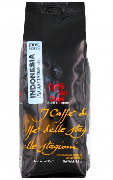 Caffè del Doge Indonesien Monoarabica Java ganze Bohnen