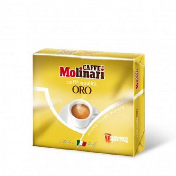 Caffè Molinari Oro gemahlen