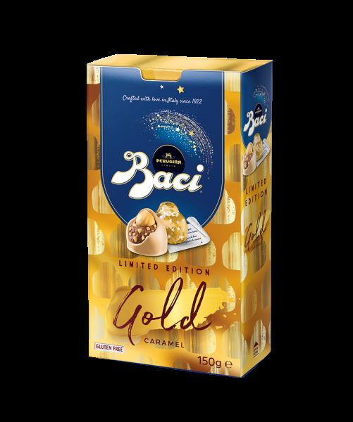 Baci® Perugina® Praline Bijou Gold Limited Edition Karamell